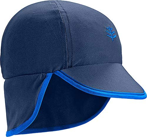 Coolibar UPF 50+ Baby Splashy All Sport Hat - Sun Protective