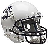 NCAA Utah State Aggies Replica Helmet, One Size, White