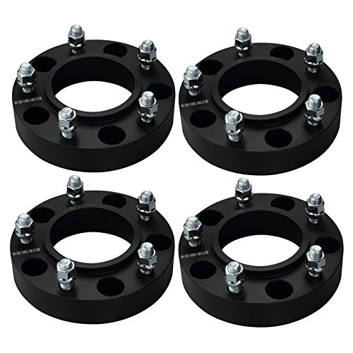- DCVAMOUS 5 Lug 5x150 Hubcentric Wheel Spacers 1.5