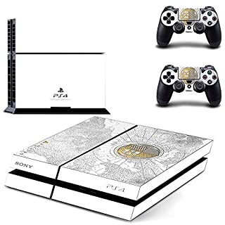 Lucky Store Brand New Skin Sticker of Destiny The Taken King Limited Edition Skin Decals Designed for Sony PS4 PlayStation 4 Console and 2 Controllers Skin Covers (B013W306UA) | Amazon price tracker / tracking, Amazon price history charts, Amazon price watches, Amazon price drop alerts
