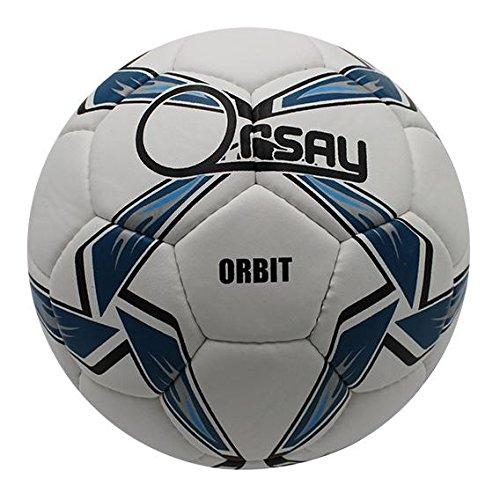 Orsay 47106.B06 Balón Fútbol Orbit, Azul, S
