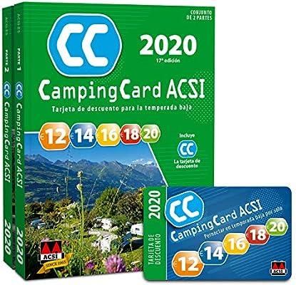 CampingCard ACSI - Edicíon Española: Amazon.es: ACSI: Libros
