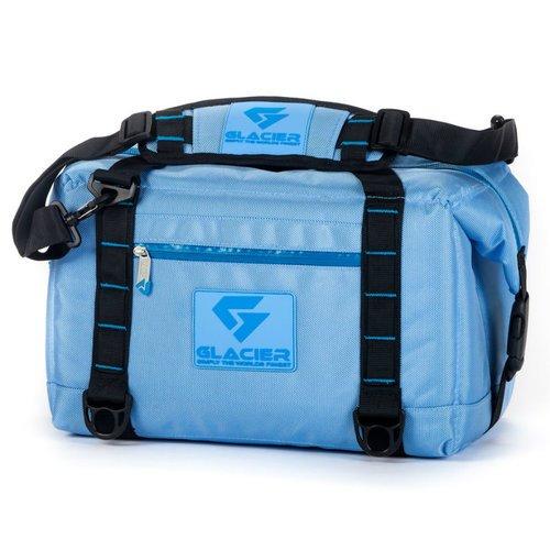 Glacier Icebox Cooler, Blue, 35 Quart - Glacier Cooler