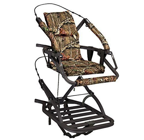 Summit Treestands 81117  Razor SD Climbing Treestand, Mossy Oak by Summit Treestands (Image #1)