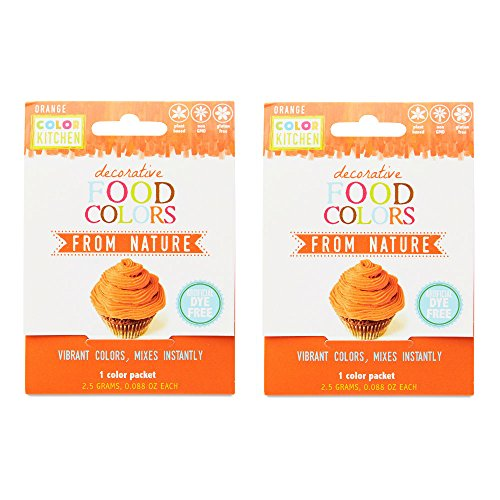 ColorKitchen Food Color Packets 0.1 oz - 2 count