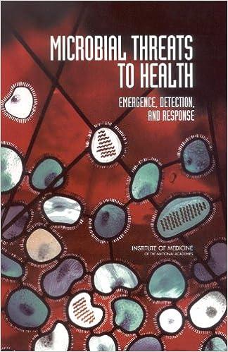 Internetarchiv-Bücher herunterladen Microbial Threats to Health: Emergence, Detection, and Response 0309278759 PDF iBook