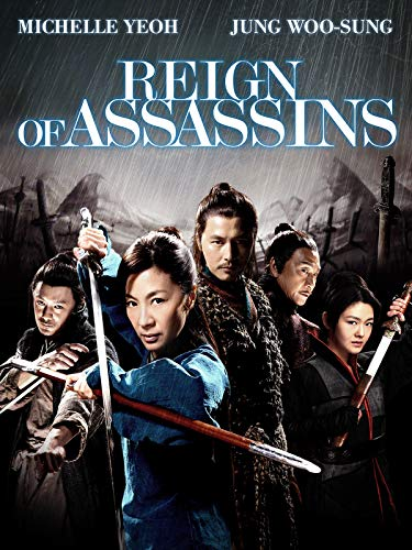 Reign of Assassins (The Assassin Movie)