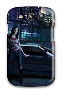 Kara J smith's Shop Excellent Design Need For Speed Carbon Girl Phone Case For Galaxy S3 Premium Tpu Case