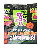 Trader Joe's Limited Edition Halloween Gummy Candies 1 Pack, 20 Mini bags Review