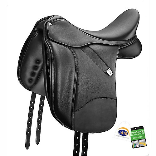 Bates Dressage+ Saddle Luxe Leather ()