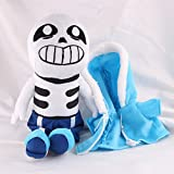 Undertale SANS Stuffed Doll Plush Toy For Kids Birthday Gifts For Baby, Children