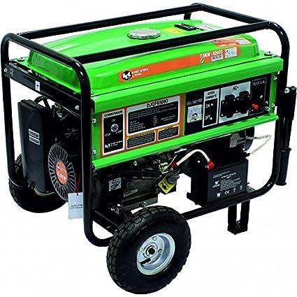 Generador 7KVA Gasolina
