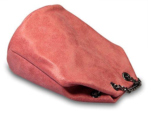 Borsetta Rojo De Coral Para io Bolso Mujer Io Icone®®® mio Le Asas Per qgwx4A