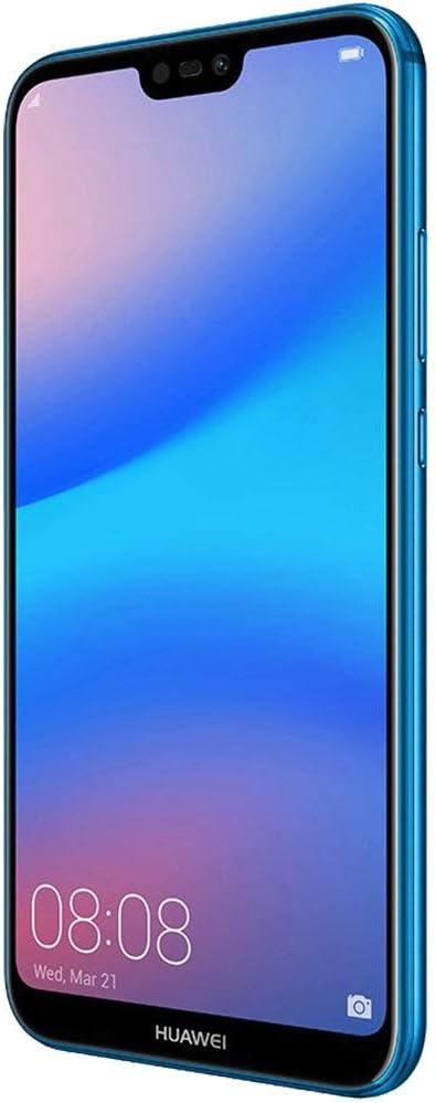 HUAWEI P20 Lite ANE-LX3 32 GB 4 GB + Dual SIM LTE Smartphone Desbloqueado de fábrica (Klein Blue) (reacondicionado Certificado): Amazon.es: Electrónica