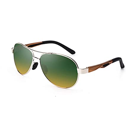 Amazon.com: HONGNA Gafas de sol polarizadas Pilot ...