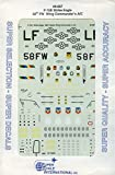 SuperScale Decals 1:48 F-15E Strike Eagle 58th FW Wing Commander's A/C #48-687