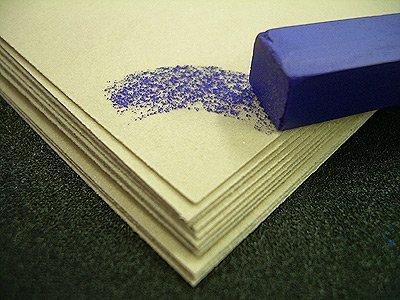 amazon com uart 400 archival sanded pastel paper one 18x24 inch sheet