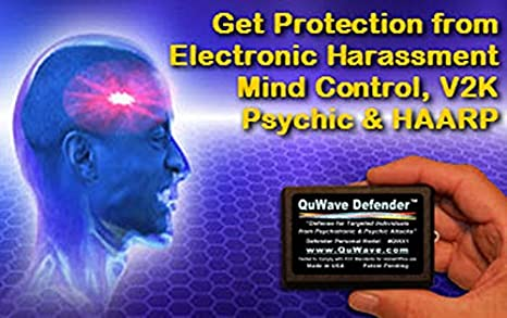 EMF Protection for Targeted Individuals, Psychotronic Attacks, Electronic  Harassment, Electronic