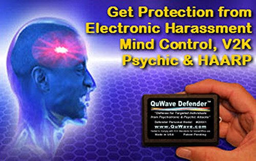 EMF Protection for Targeted Individuals, Psychotronic