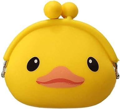 Duck Coin Pouch Coin purse Coin wallet Card purse keychain