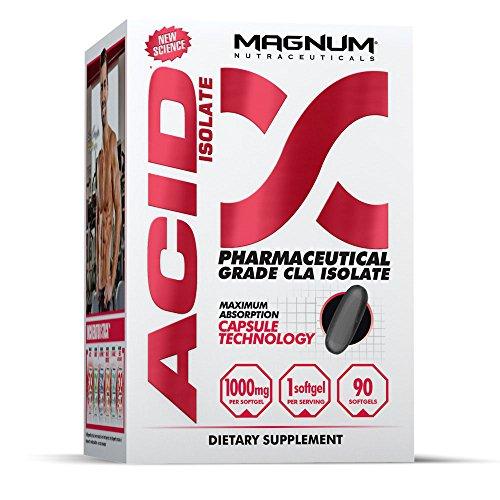 Magnum Nutraceuticals Acid Isolate   90 Softgels   Cla   Fat Mobilizer   Metabolic Activator   Lean Muscle Catalyst   Fat Burner