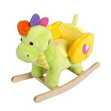 Amazon.com: Silla de peluche para niños con diseño de ...