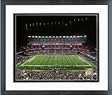 "Gillette Stadium New England Patriots Photo (Size: 12.5"" x 15.5"") Framed"
