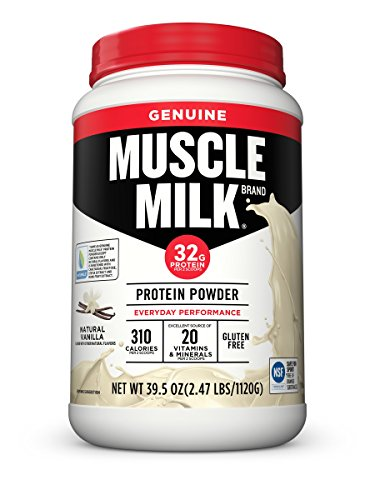 Muscle Milk Genuine Protein Natural