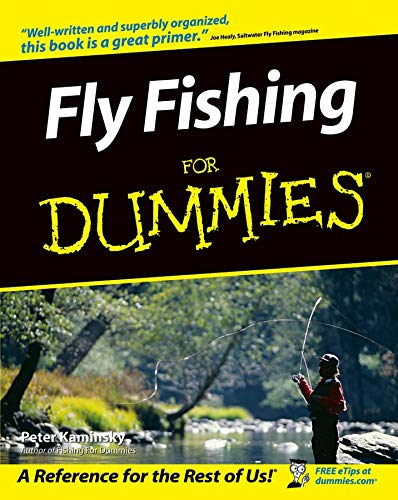 - Fly Fishing For Dummies