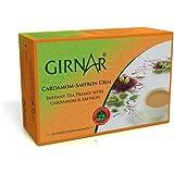 Girnar Instant Cardamom Saffron Tea Premix