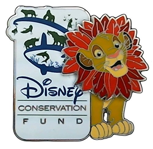 Disney Pin - Simba Disney Conservation Fund