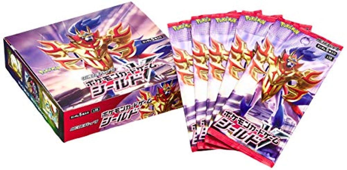 [해외] 포켓몬 카드 게임 소드&쉴드 확장 팩「쉴드」 BOX