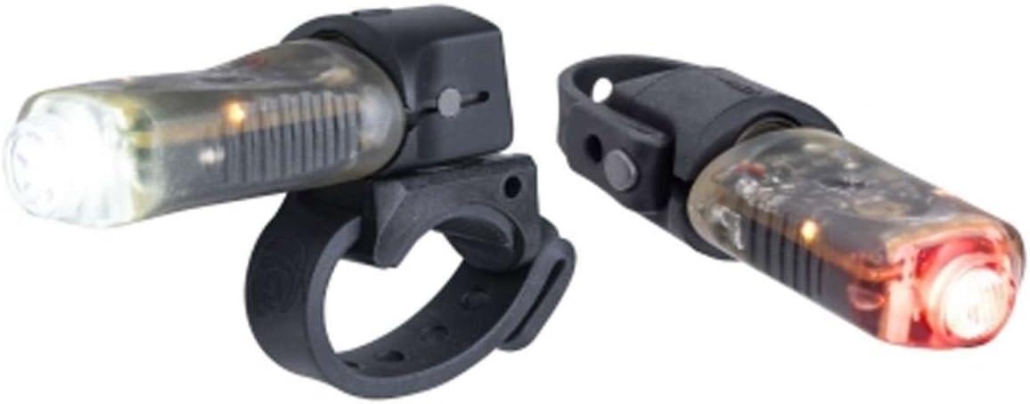 Light Motion Vibe Pro HL Vibe 100 Pro Bike Light Combo