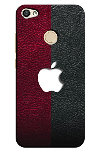 timeless design 24197 73f0d Xiaomi redmi y1 backcover printed apple logo: Amazon.in: Electronics