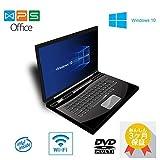 【Office 2016搭載】【Win 10搭載】TOSHIBA 新世代Core i5 メモリ4GB/HDD 250GB/DVDスーパーマルチ/無線LAN搭載/中古ノートパソコン/