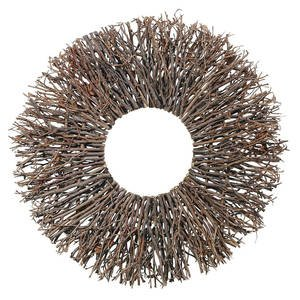 Rustic Twig (Medium Twig Wreath)