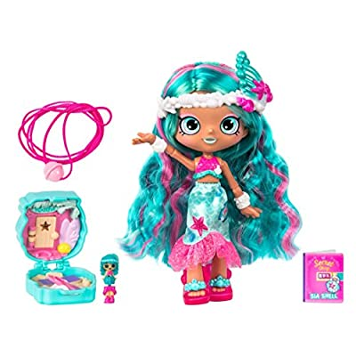 Shopkins Lil Secrets Doll Single Pack - SIA Shells: Toys & Games
