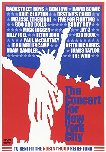 The Concert For New York City by Sony Legacy