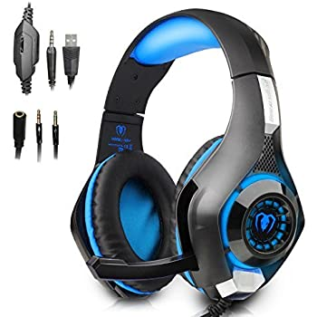 Amazon.com: Beexcellent Gaming Headset with Mic for New
