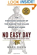 #10: No Easy Day: The Firsthand Account of the Mission that Killed Osama Bin Laden