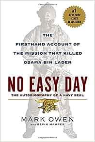 Book by man who killed bin laden