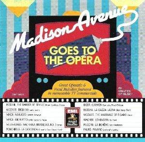 UPC 077776985220, Madison Avenue Goes to Opera