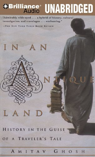 In an Antique Land: History in the Guise of a Traveler's Tale by Brilliance Audio
