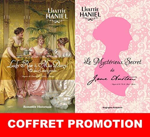 (COFFRET 2 ROMANCES : Lady Rose & Miss Darcy, deux coeurs à prendre... + Le Mystérieux Secret de Jane Austen: Inspiré de l'oeuvre Orgueil & Préjugés -  Inspiré de la vie de Jane Austen (French Edition))