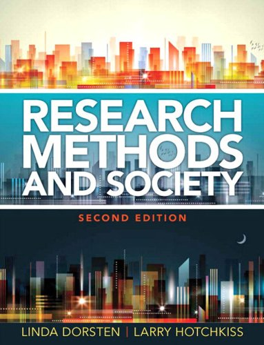 Download Research Methods and Society: Foundations of Social Inquiry (2nd Edition) (Mysearchlab Series for Anthropology) Pdf