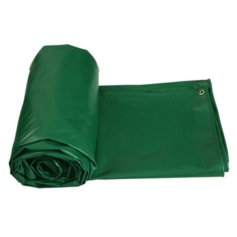 木綿の布 緑 雨布を防ぐ 陽を遮る 厚い キャンバス 油が切れない 両面防雨日焼け止め 抗老化防止 地質が柔らかい,200 * 200Cm B07FT1CFDV 200*200cm  200*200cm