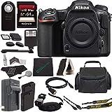 Nikon D500 DSLR Camera (Body Only) 64GB Bundle Review