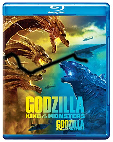 Godzilla: King of the Monsters (BIL/HDUV/BD) [Blu-ray]
