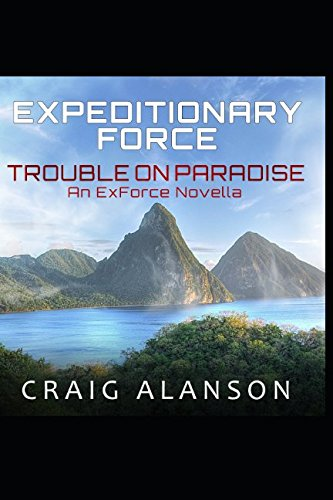 Download Trouble on Paradise: an ExForce novella (ExForce novellas) pdf epub