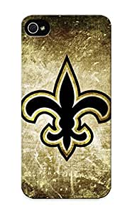 Awesome Design New Orleans Saints Rusty Look Hard Case Cover For Iphone 5/5s(gift For Lovers)